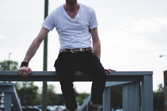 bílé tričko